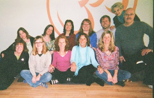 Johanna Maheshvari Mosca, of the YogaLife Academy, leads nationwide workshops applying Yoga philosophy to daily life.