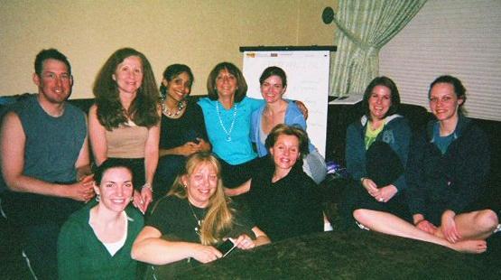 Johanna Maheshvari Mosca leads expert Yoga Sutra Workshops anywhere in the United States.
