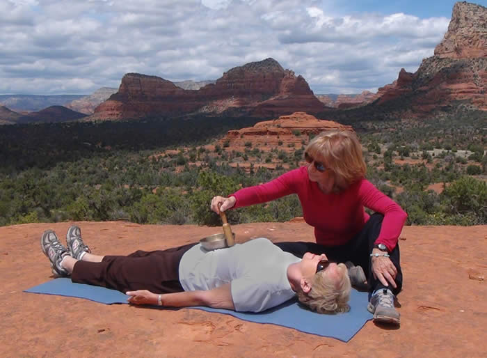 Sedona Spirit Yoga Retreats in the News - Featured on national TV