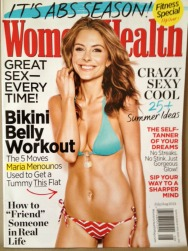 Sedona Spirit Yoga Retreats in the News - Featured in Women's Health Magazine