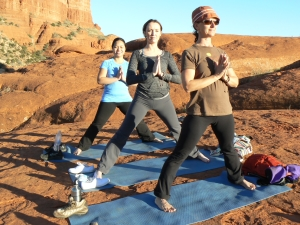 Sedona custom yoga, hiking and meditation retreats--solo, couples or groups