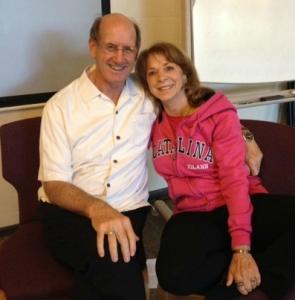 iRest Founder Richard Miller & Johanna share inner restoration meditation